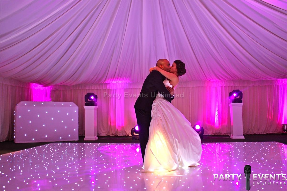 Starlit Dance Floor Hire Party Events Unlimited In Watford
